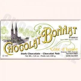 Bonnat Cote D' Ivoire Bar 100g