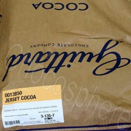 Guittard Guittard Jersey Dutched Cocoa Powder in 50 Lb Bag