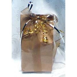 Chocosphere Brown Kraft-Paper Gift Bag