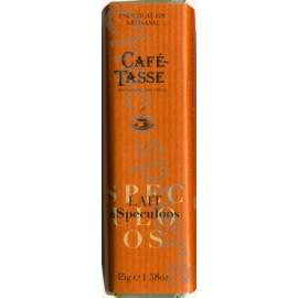 Cafe-Tasse Lait Speculoos Bar  45g