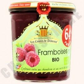 Les Comtes de Provence Organic Raspberry Spread - Framboises BIO