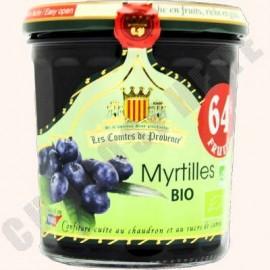 Les Comtes de Provence Organic Blueberry Spread - Myrtilles BIO