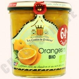 Les Comtes de Provence Organic Orange Spread - Oranges BIO