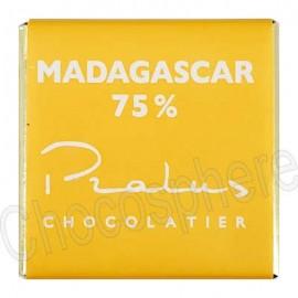 Pralus Madagascar 75% Square