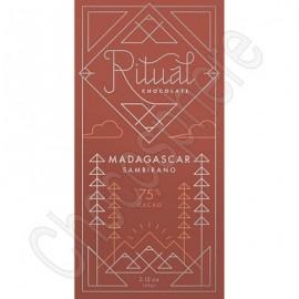 Ritual Chocolate Madagascar Sambirano Chocolate Bar