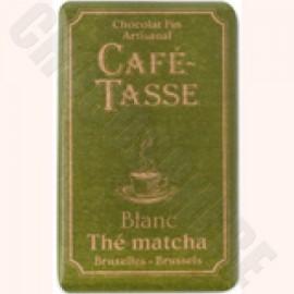 Cafe-Tasse White Matcha Tea Mini Tab - 9g
