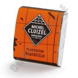 Michel Cluizel Plantation Riachuelo Noir Dark Chocolate Square
