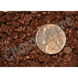 Guittard Micro Semisweet Chocolate Chips, 50 lb box