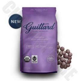 Guittard Guittard Organic Milk Chocolate Baking Wafers