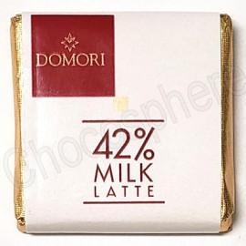 Domori Milk Chocolate 42% Square