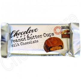 Chocolove Chocolove Milk Chocolate Peanut Butter Cups
