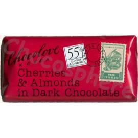 Chocolove Cherries & Almonds Mini-Bar 1.3oz