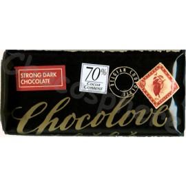 Chocolove Strong Dark Mini-Bar 1.3oz