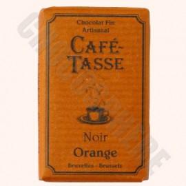 Cafe-Tasse Dark-Orange Mini Tab - 9g