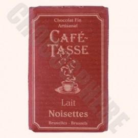 Cafe-Tasse Milk-Hazelnut Mini Tab - 9g