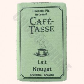 Cafe-Tasse Milk-Nougat Minis bag 360g