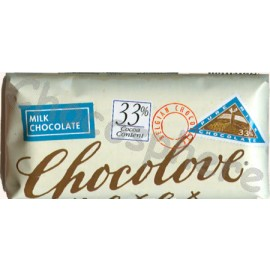 Chocolove Milk Mini-Bar 1.3oz