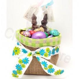 Chocosphere Valrhona Chocolate Eggs, Suzanne's Bunnies & Suzanne's Egg