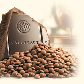 Callebaut C823-NV Milk Callets 1Kg