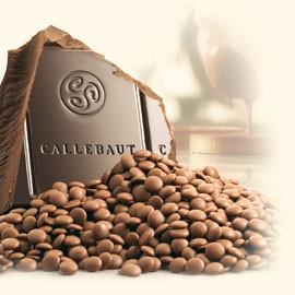 Callebaut 823-NV Milk Callets - 1Kg