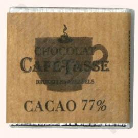 Cafe-Tasse Extra Dark Napolitans Tasting Square - 5g