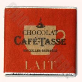 Cafe-Tasse Milk Napolitans Tasting Square - 5g