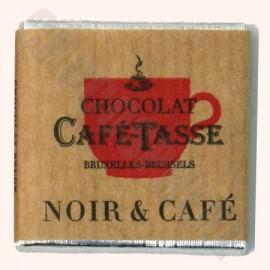 Cafe-Tasse Dark/Coffee Napolitans Tasting Square - 5g