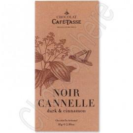 Cafe-Tasse Noir Cannelle Tablet