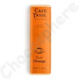 Cafe-Tasse Cafe-Tasse Noir Orange Bar 45g