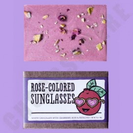 Only Child Rose-Colored Sunglasses Bar - 1.7oz