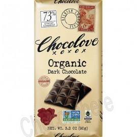 Chocolove Organic Fair-Trade Bar 3.2oz