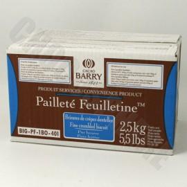 Cacao Barry Pailleté Feuilletine Box - 2.5kg