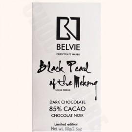 Belvie Black Pearl 80g bar