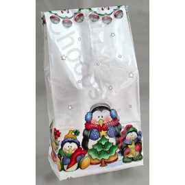 Chocosphere Penguin Theme Gift Bag