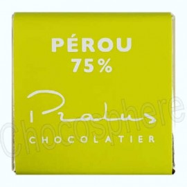 Pralus Peru 75% Square