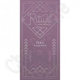 Ritual Chocolate Peru Maranon Chocolate Bar