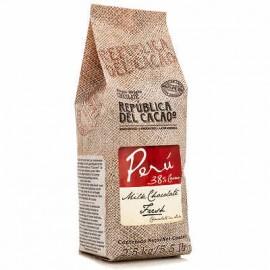 Republica del Cacao Republica del Cacao Peru 38% Cacao Milk Chocolate Buttons