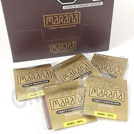 Marana Piura Dark Chocolate Squares - 70% Cacao