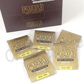 Marana Piura Milk Chocolate Squares - 50% Cacao