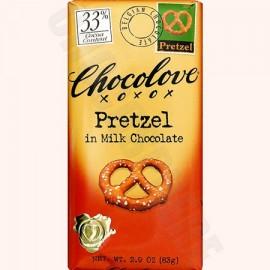 Chocolove Pretzel Bar 2.9oz