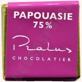 Pralus Papouasie 75% Square