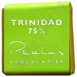 Pralus Trinidad 75% Square