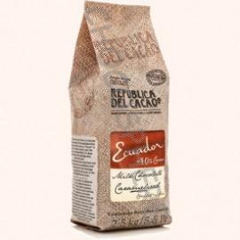 Republica del Cacao Ecuador 40% Cacao Buttons