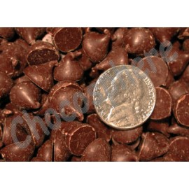 Guittard Semisweet Chocolate Chips, 25 lb box