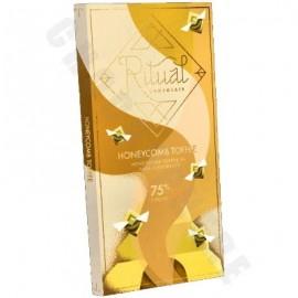 Ritual Chocolate Honeycomb Toffee Chocolate Bar 60g