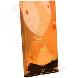 Ritual Chocolate S'Mores Chocolate Bar 60g