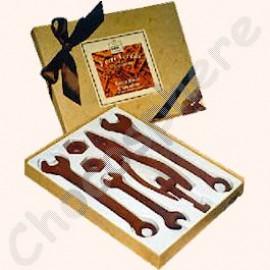 Slitti Slitti 'Rusty Tools' Chocolate Gift Box
