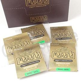 Marana San Martin Dark Chocolate Squares - 80% Cacao