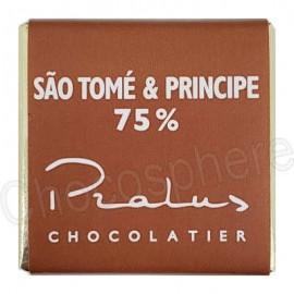 Pralus Sao Tome & Principe Square