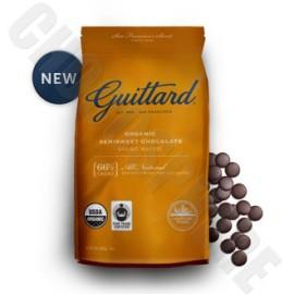 Guittard Guittard Organic Semisweet Chocolate Baking Wafers